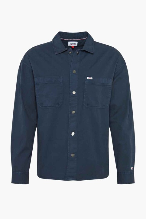 Tommy Hilfiger Hemden (lange mouwen) blauw DM0DM10140C87_C87 TWILIGHT NA img1