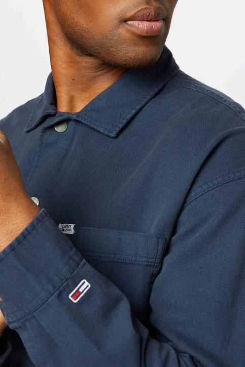Tommy Hilfiger Hemden (lange mouwen) blauw DM0DM10140C87_C87 TWILIGHT NA img2