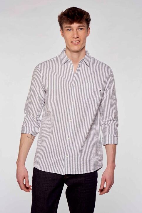 Tommy Hilfiger Hemden (lange mouwen) blauw DM0DM10161C87_C87 TWILIGHT NA img1