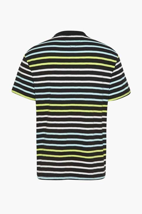 Tommy Hilfiger T-shirts (korte mouwen) zwart DM0DM10266BDS_BDS BLACK img2