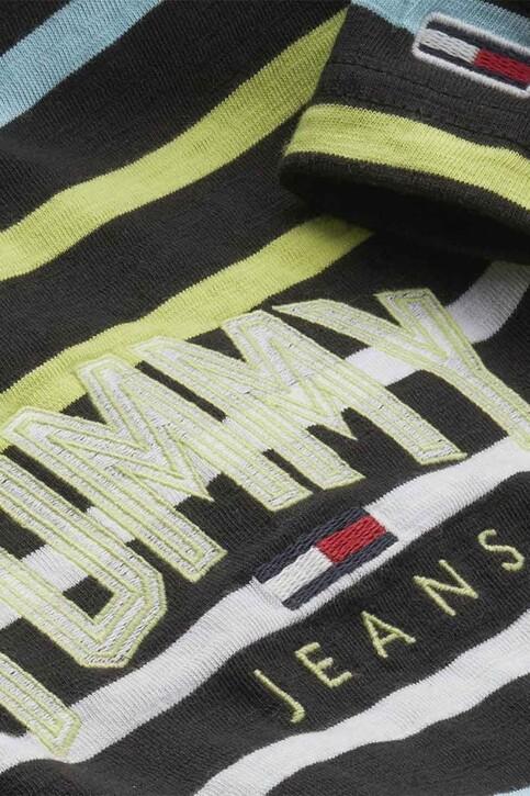 Tommy Hilfiger T-shirts (korte mouwen) zwart DM0DM10266BDS_BDS BLACK img3