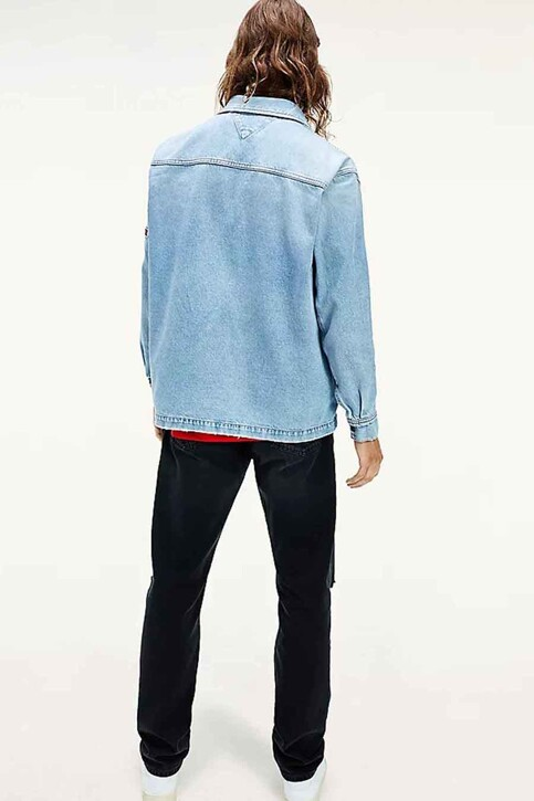 Tommy Hilfiger Jassen (jeans) denim DM0DM102991AB_1AB SAVE SP LB img2