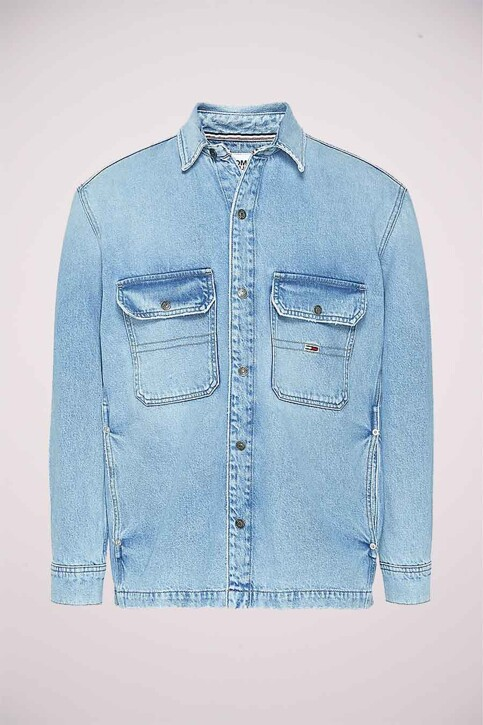 Tommy Hilfiger Jassen (jeans) denim DM0DM102991AB_1AB SAVE SP LB img3