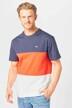 Tommy Hilfiger T-shirts (korte mouwen) blauw DM0DM10885XM2_XM2 HORIZON MUL img1