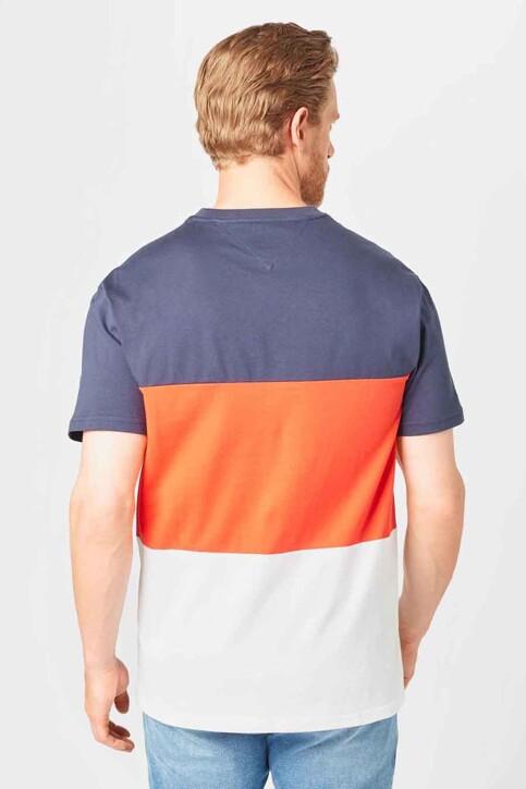 Tommy Hilfiger T-shirts (korte mouwen) blauw DM0DM10885XM2_XM2 HORIZON MUL img2