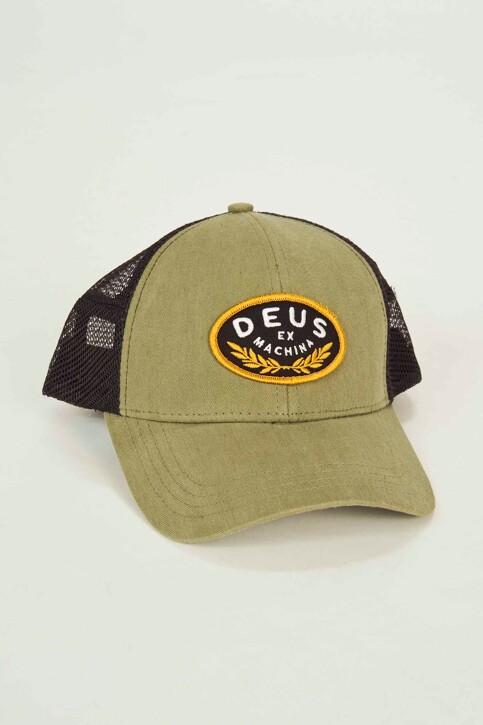 Casquettes DMS87679OLV_OLIVE img1