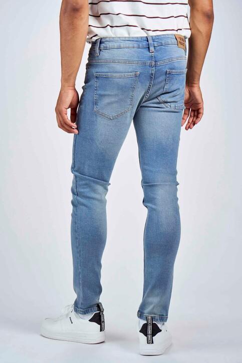 DENIM PROJECT Jeans slim denim DP1000044_044 LIGHT BLUE img3
