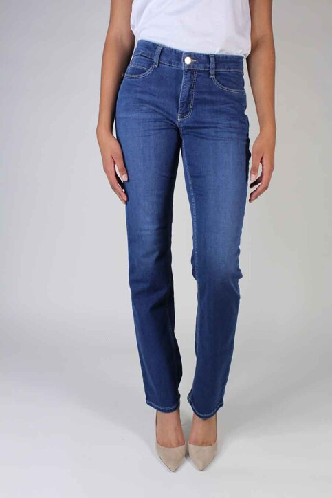 MAC Jeans straight denim DREAM JEANS_D569 MID BLUE img1