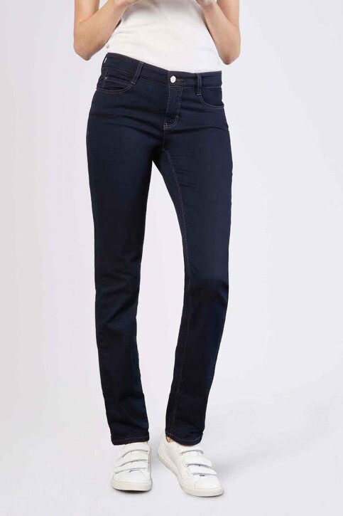 MAC Jeans straight denim DREAM JEANS_D801DARK RINSE img1