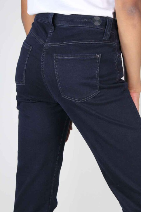 MAC Jeans straight denim DREAM JEANS_D801DARK RINSE img4