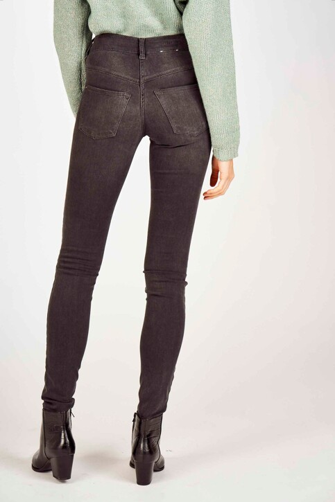 MAC Jeans skinny grijs DREAM SKINNY_D975 DARK GREY img3