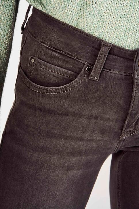MAC Jeans skinny grijs DREAM SKINNY_D975 DARK GREY img4