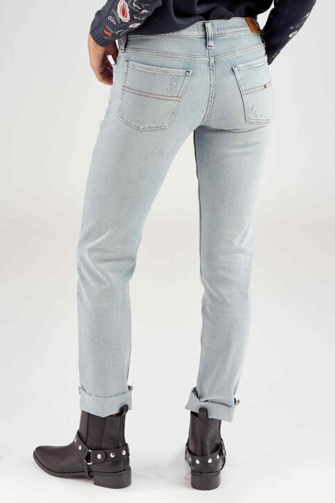 Tommy Hilfiger Jeans slim denim DW0DW05030_911FLASH LB D img3