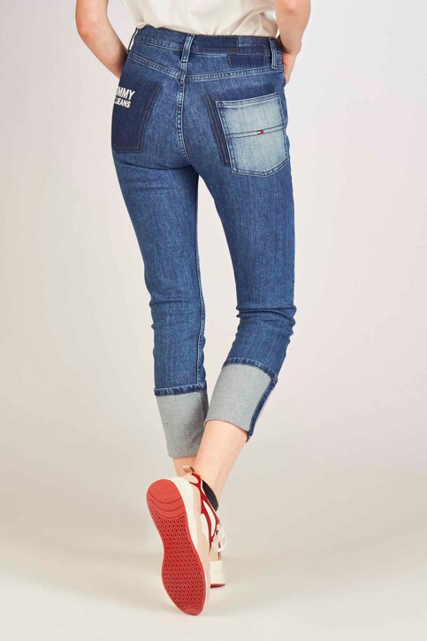 Tommy Hilfiger Jeans slim denim DW0DW06347_911 PINE MID BL img7