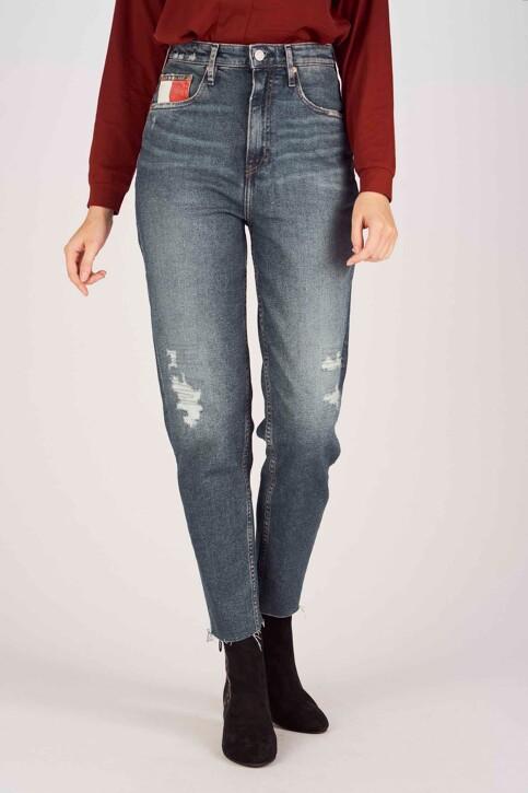Tommy Hilfiger Mom Jeans denim DW0DW07284_1A4  BATES MID img2
