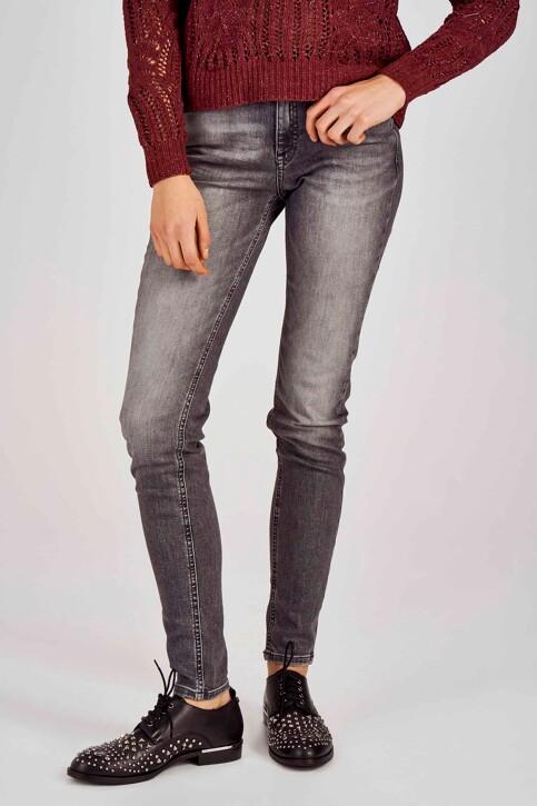 Tommy Hilfiger Jeans skinny grijs DW0DW07489_1BZ MERRICK DK img2