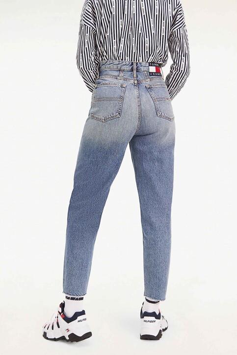 Tommy Hilfiger Mom Jeans denim DW0DW07682_1A5 IRON BL RIG img3
