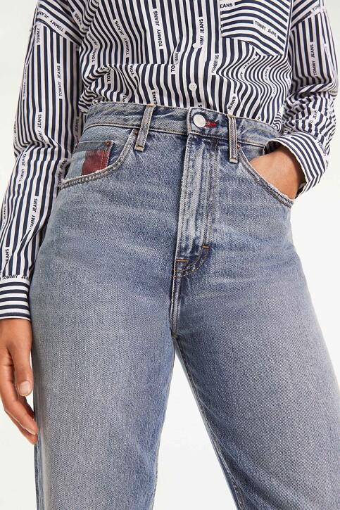 Tommy Hilfiger Mom Jeans denim DW0DW07682_1A5 IRON BL RIG img4