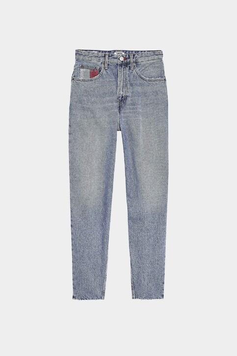 Tommy Hilfiger Mom Jeans denim DW0DW07682_1A5 IRON BL RIG img5