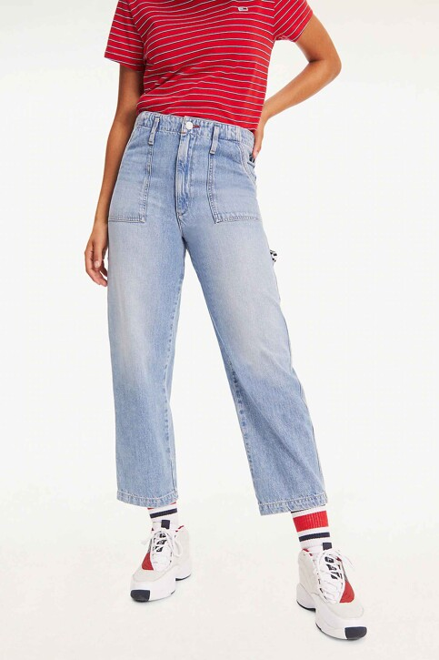 Tommy Hilfiger Jeans straight denim DW0DW07686_1AB 905 LIGHT B img2