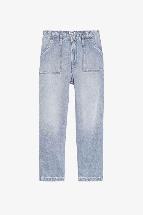 Tommy Hilfiger Jeans straight denim DW0DW07686_1AB 905 LIGHT B img6