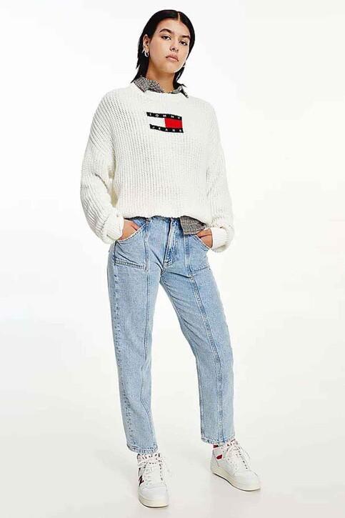 TOMMY JEANS Jeans straight LIGHT BLUE DENIM DW0DW108541AB_1AB DENIM LIGHT img1