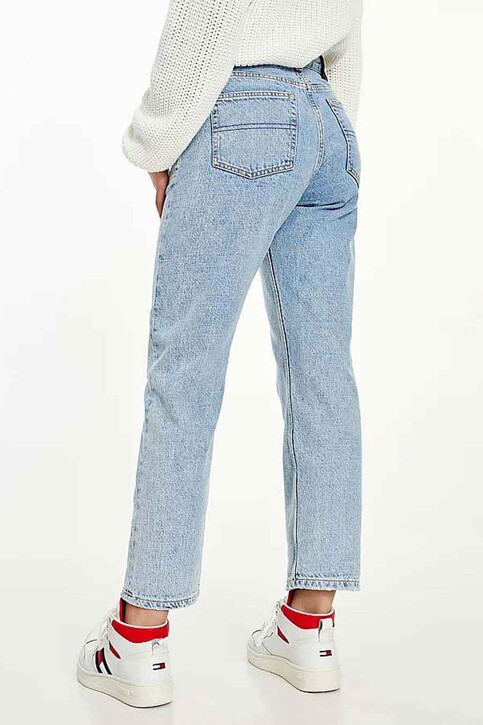 TOMMY JEANS Jeans straight LIGHT BLUE DENIM DW0DW108541AB_1AB DENIM LIGHT img2