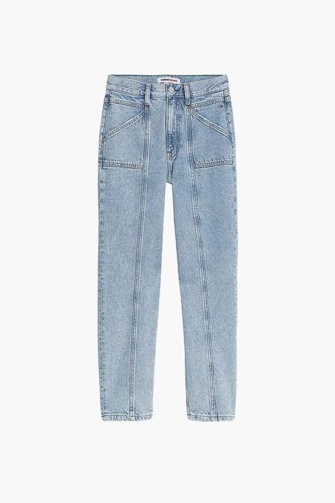 TOMMY JEANS Jeans straight LIGHT BLUE DENIM DW0DW108541AB_1AB DENIM LIGHT img3