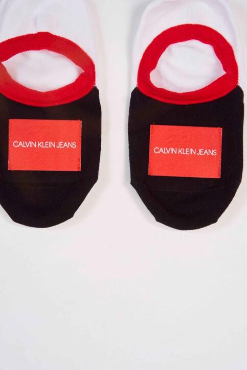 Calvin Klein Sokken zwart ECG636_00 BLACK img2
