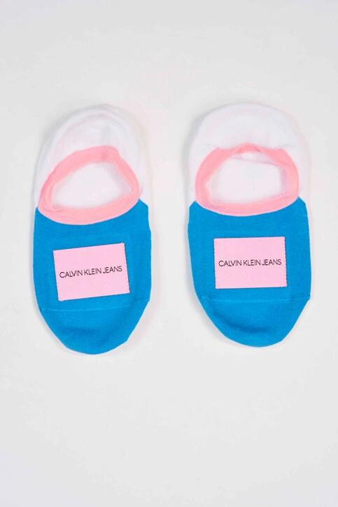 Calvin Klein Sokken roze ECG636_K45 OCEAN BLUE img1