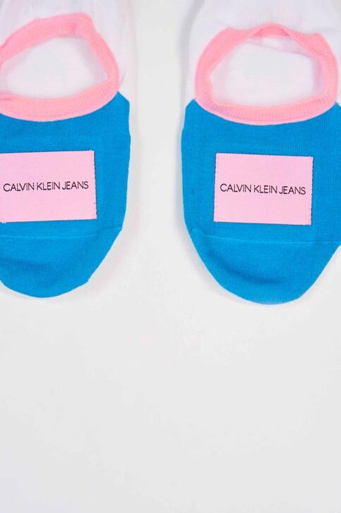 Calvin Klein Sokken roze ECG636_K45 OCEAN BLUE img2