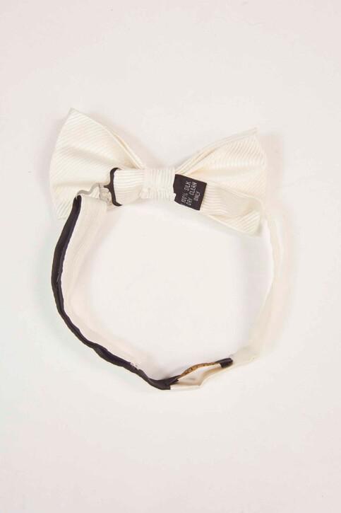 DEUX. by Eline De Munck Cravates blanc EDM191WA 001_WHITE img2