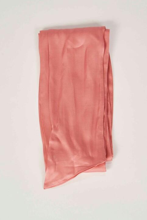 DEUX. by Eline De Munck Zomersjaals roze EDM191WA 005_BLUSH img3