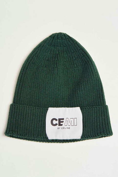 CEMI by Céline & Michiel Mutsen groen EMI202WA 001_BOTANICAL GREEN img3