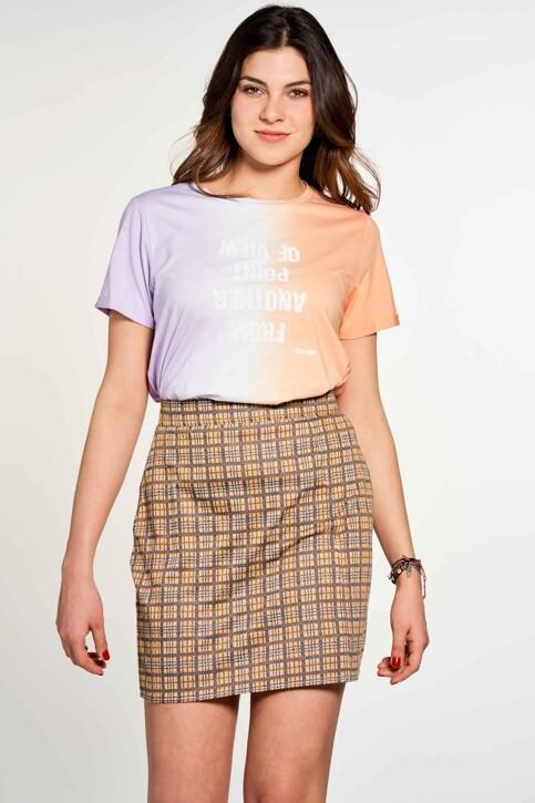 CEMI by Céline & Michiel T-shirts (korte mouwen) oranje EMI211WT 020_PEACH PLEASE img2
