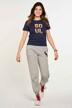 CEMI by Céline & Michiel T-shirts (korte mouwen) blauw EMI211WT 025_NAVY img1