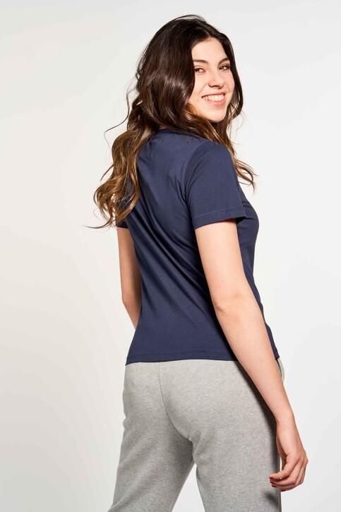CEMI by Céline & Michiel T-shirts (korte mouwen) blauw EMI211WT 025_NAVY img3