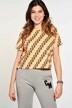 CEMI by Céline & Michiel T-shirts (korte mouwen) oranje EMI211WT 026_PEACH PLEASE img2
