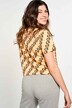 CEMI by Céline & Michiel T-shirts (korte mouwen) oranje EMI211WT 026_PEACH PLEASE img3