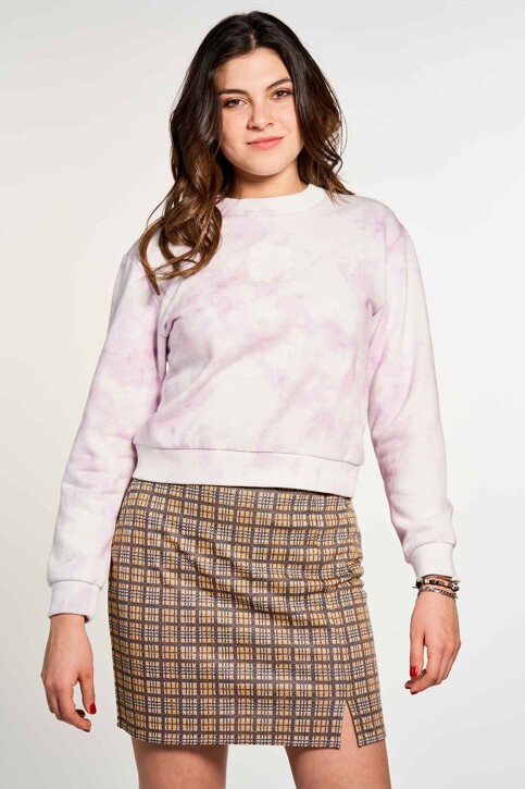 CEMI by Céline & Michiel Sweaters met ronde hals paars EMI211WT 028_SOFT LILAC img2