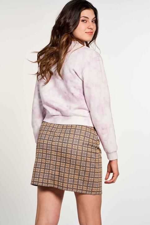 CEMI by Céline & Michiel Sweaters met ronde hals paars EMI211WT 028_SOFT LILAC img3