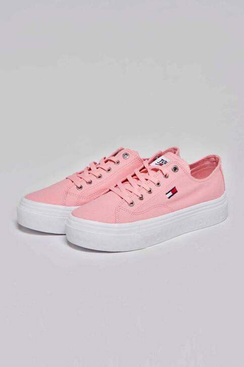 TOMMY JEANS Sneakers roze EN0EN01371TH6_TH6 ICED ROSE img1