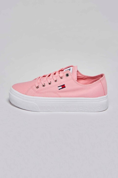 TOMMY JEANS Sneakers roze EN0EN01371TH6_TH6 ICED ROSE img2