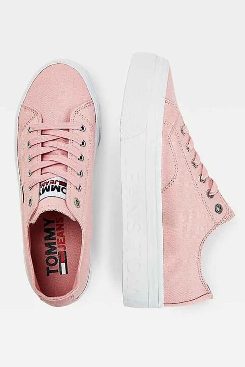 TOMMY JEANS Sneakers roze EN0EN01371TH6_TH6 ICED ROSE img4