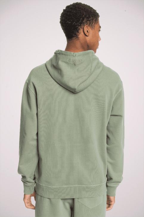 Quiksilver Sweaters met kap groen EQYFT04319BPL0_BPL0 BLUE SPRUC img3
