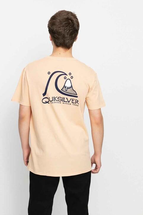 Quiksilver T-shirts (korte mouwen) oranje EQYZT06354NEZ0_NEZ0 APRICOT img2