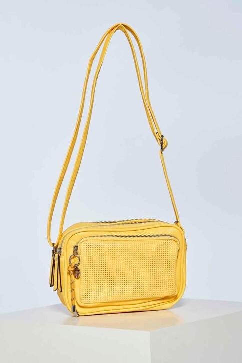ZABAIONE Handtassen geel FR1308_YELLOW img1