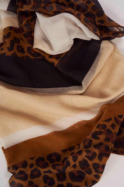 HAILYS Zomersjaals bruin GT657976_LEO img3