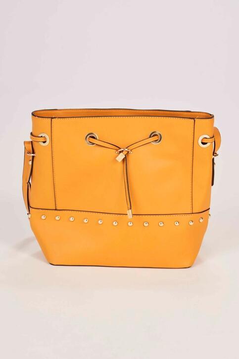 HAILYS Handtassen geel GT658000_MUSTARD img1