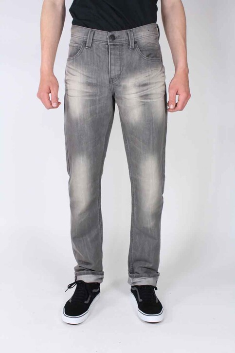 Petrol Industries® Jeans coupe spécial gris HAZARD_317GREY WASH img1